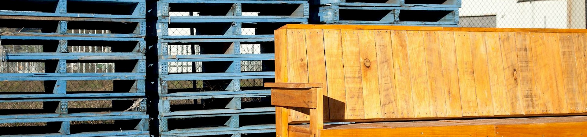 Pallet Furniture image